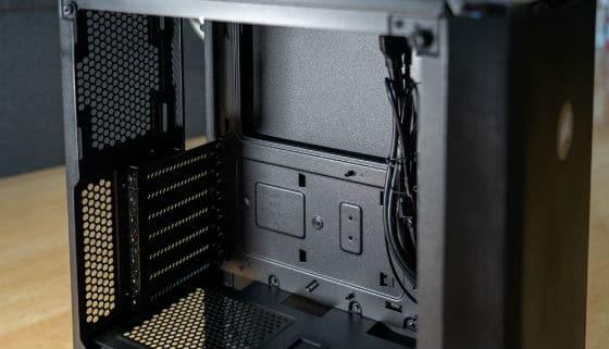 quietest computer case