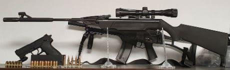 silent pellet gun review