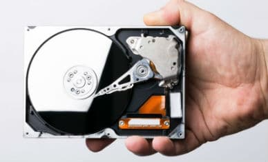 quiet hard drive review