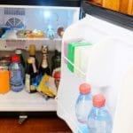 best quiet mini fridge