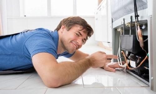 Noisy new Refrigerator