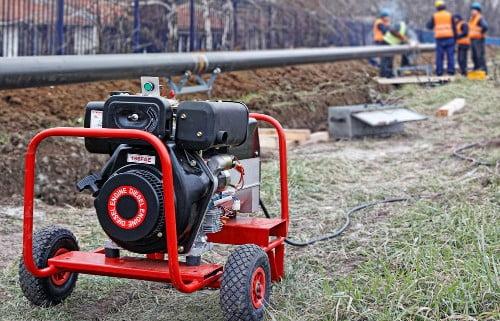 quietest 7000 watt generator