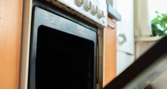 Gas Oven Sounds Like Blowtorch