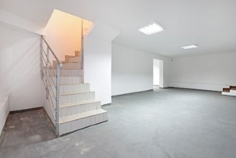 basement ceiling without drywall